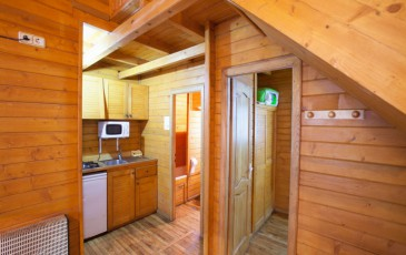 bungalow amb altell