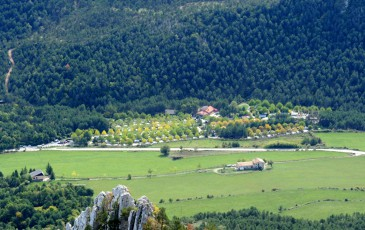 Camping Fontfreda, camping de alta montaña rodeado de naturaleza